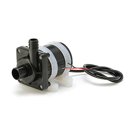 EgBert Kcasa Kc-Jk505 Gartenbau Dc 12V Bürstenlose Wasserpumpe Gartenbrunnen Kreislaufsystem Pumpe -