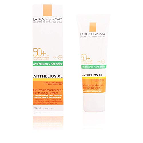 Anti-glanz-gel (La Roche-Posay Gel Crème Anti - Brillance Mattierende Creme, 1er Pack (1 x 0.05 kg))