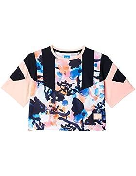 adidas Mädchen J Eqt Cropped T Shirt