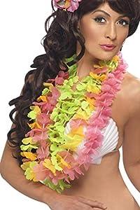 Smiffys Collar Hawaiano, Diferente variedades, Paquete de 3