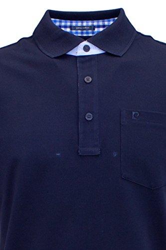 "Pierre Cardin ""Pima Cotton"" Polo-Shirt in 3 Farben Marine"