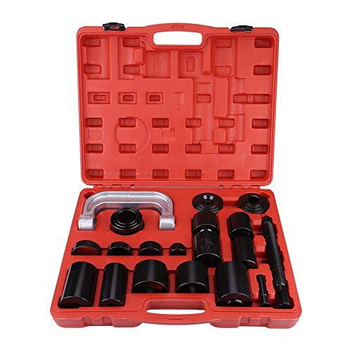 Nietwerkzeug,1 satz von 21 stück auto kugelgelenk entfernung werkzeug einfach zu installieren demontage separator werkzeug
