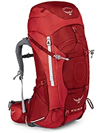 Osprey Ariel AG 65 Womens Backpacking Pack - Picante Red (WM)