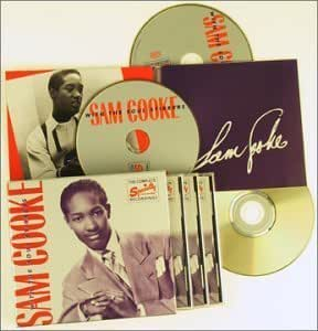Complete Recordings of Sam Cooke with the Soul Stirrers by Sam Cooke (2002) Audio CD