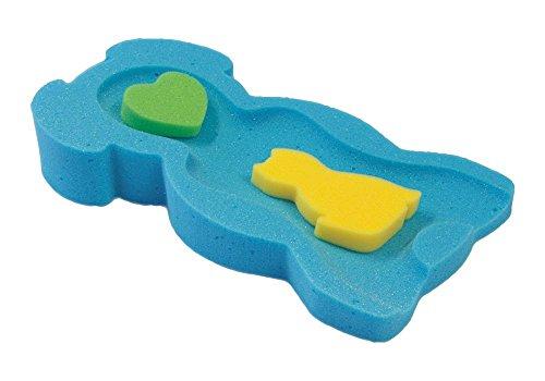 bathtube spugna Tappetino da bagno per neonato e bambino fino a 6kg e 60cm