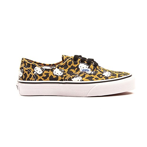Vans - Vans, pantofole da unisex adulto, marrone((hello kitty) leopard), 35