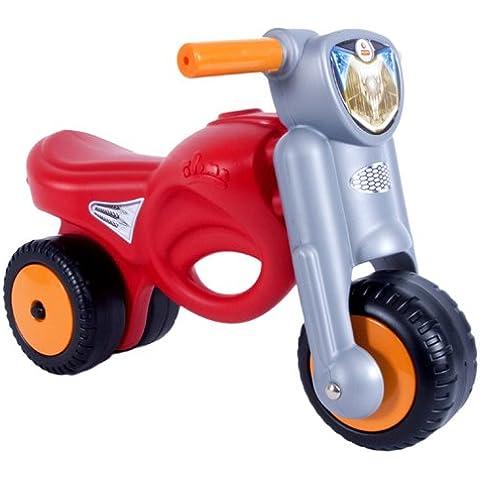 Palau Toys - Moto montada, para niño (2841)