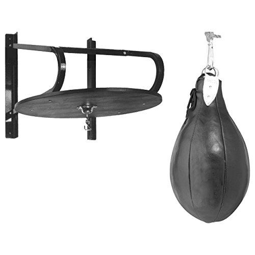 Bremshey Speedball Boxbirne, schwarz