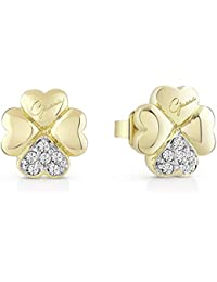 Pendientes Guess UBE83001 Mujer One of a Kind Circonitas