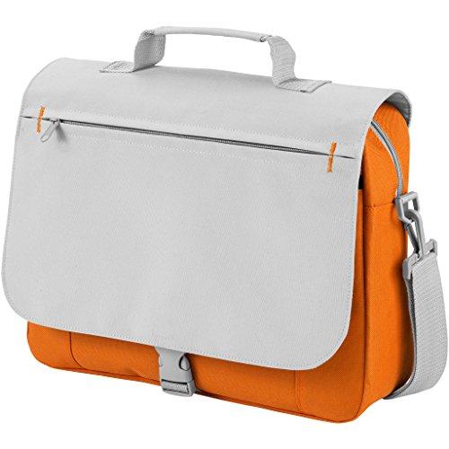 Bullet Pittsburgh Konferenz Tasche (34 x 8.5 x 26.5cm) (Orange/Grau)