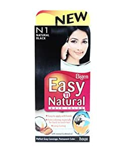 Bigen Easy n Natural, Natural Black N1