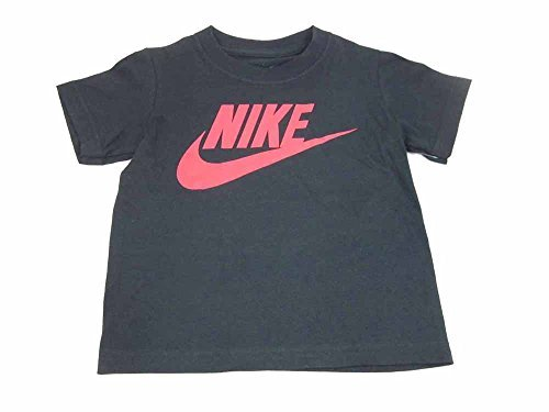 Boys Nike Toddler T-Shirt (3T, Black/Red (767065))