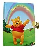 Disney Winnie l'ourson et les Amis Journal - Insouciance Jours agenda avec verrouillage [Jouet]