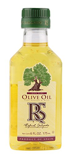 Rafael Salgado 100% Pure Olive Oil, Pet Bottle, 175ml