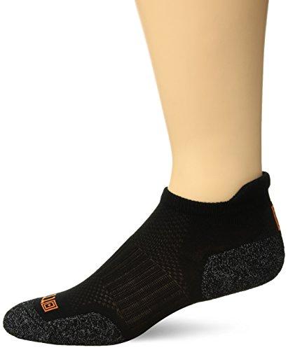 5.11Herren ABR Training Socke, Herren, schwarz, Large