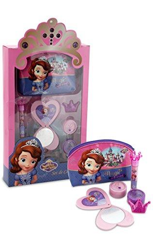 Princesa sofía – Set cosmeticos con neceser