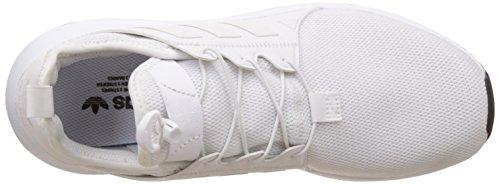 adidas X_PLR, Scarpe Indoor Multisport Uomo Bianco (Ftwr White/Ftwr White/Vintage White)