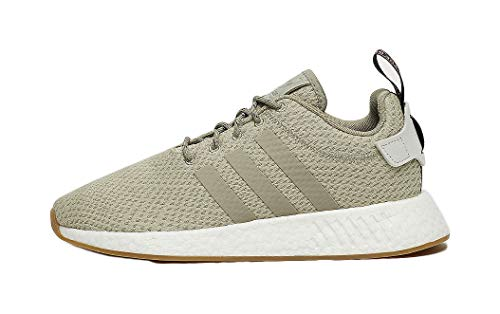 adidas Herren Sneaker NMD_R2 B963555 Beige Grau (45 2/3 EU)