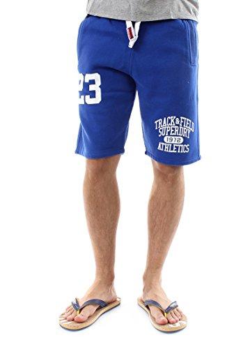Superdry Trackster Sweat Short L Maz Blue