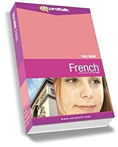 Talk More French: Interactive Video CD-ROM - Beginners+ (PC/Mac)