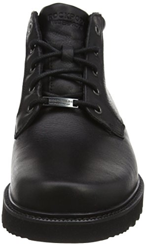 Rockport Northfield Boot, Bottes Classiques homme Noir