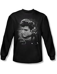 Elvis Presley - Pull à manches longues T-shirt de Men In Black