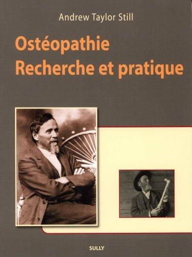 Ostéopathie, recherche et pratique