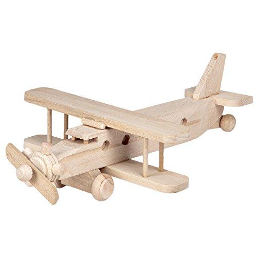 g Holz Spielzeug 2 Tragflächen Holzspielzeug ()