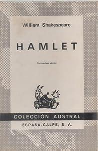 Hamlet par W Shakespeare