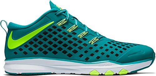 Nike Train Quick - Rio Teal/Volt-Black, Größe:14 (Rio Runner)