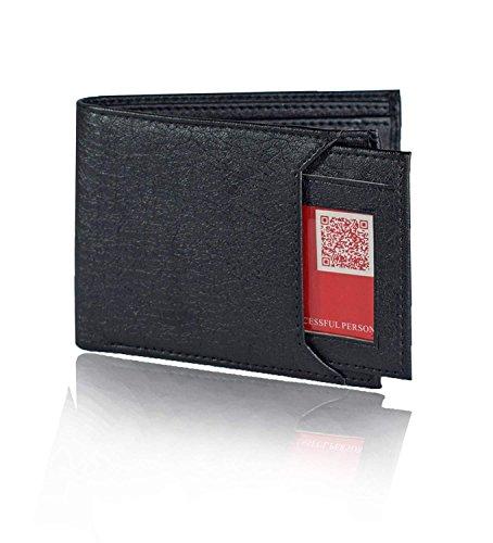 alfami Urban Black Men's Wallet