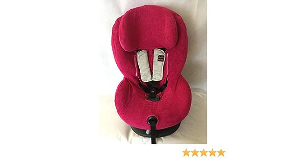 Sommerbezug Schonbezug Frottee Für Hts Besafe Izi Comfort X3 Combi X4 Kid X2 Plus Frottee 100 Baumwolle Pink Baby
