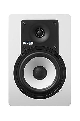 Fluid Audio C5W Moniteurs de Studio