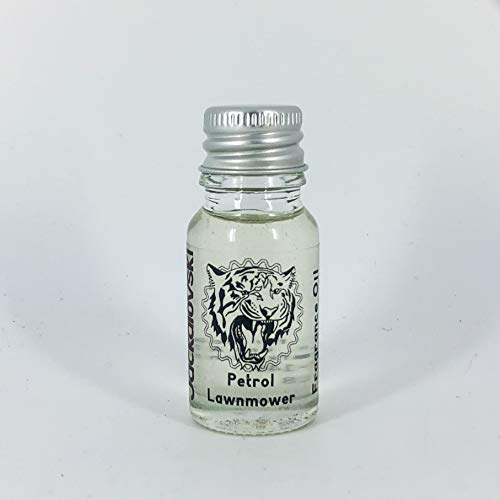 Price comparison product image Emulsifiable Fragrance Oil,  10ml Glass Bottle,  (Petrol Lawnmower Fragrance)