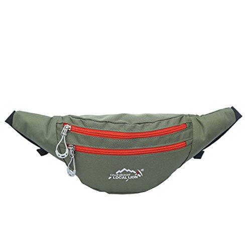 All'aperto Sport Viaggi Tasche Versatile Traspirante Portatile Impermeabile Fanny Pack (stili Multipli),D B