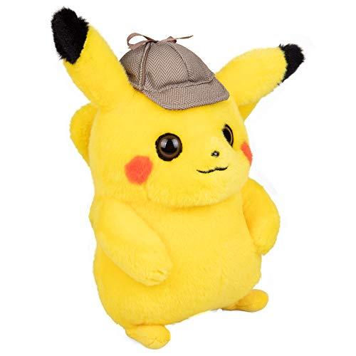 Imagen de pokèmon 97563 detective pikachu 8 pulgadas de felpa alternativa