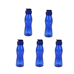 culinario Trinkflasche Flip Top, BPA-frei, 700 ml Inhalt, hellblau
