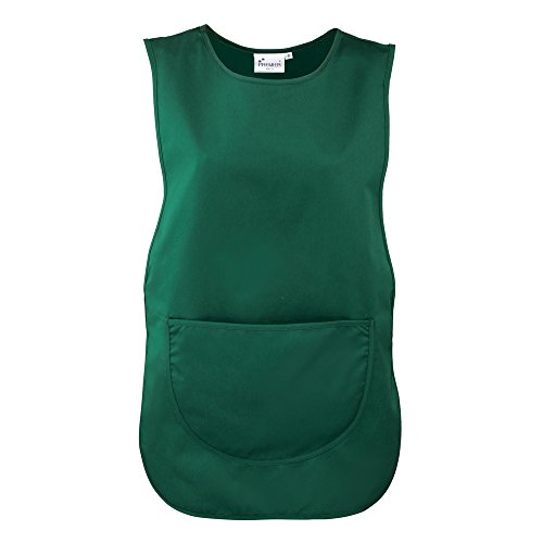 Premier Workwear Ladies Pocket Tabard, Top Donna Bottle