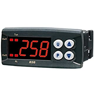 R38-HAOO Module controller Temp.sensor Pt100 OUT1 type SSR 0÷50°C