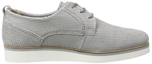 Marc O'Polo Damen Lace Up Shoe Derby Grau (light grey 910)