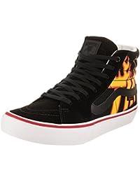 Zapatillas Vans Slip On Pro x Thrasher Black