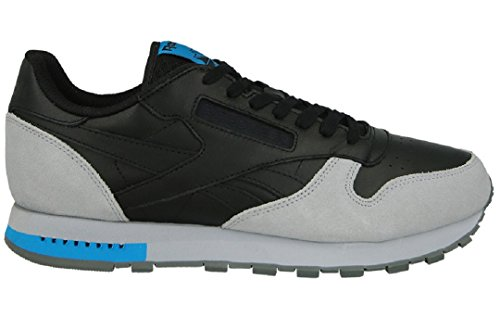Buty Reebok Classic Leather Grey Bd4414 - 42,5