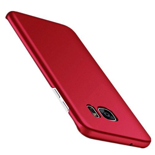 Carcasa Samsung Galaxy S6 Edge Plus ,Qissy® Ultra Slim Anti-Rasguño y Resistente...