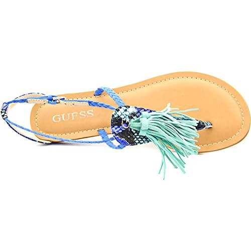 Guess, Sandali donna Blue Suede