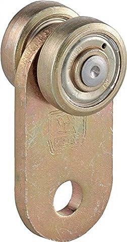 Rollapparat 1111 mit 1-achsigem Laufwerk n.verstell-/aushängbar Stahl verzinkt