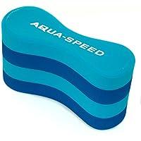 Aqua Speed PULL BUOY (Geschwungenes Design 4 Schichten Schwimmtraining Hohe Qualität EVA-Schaum)