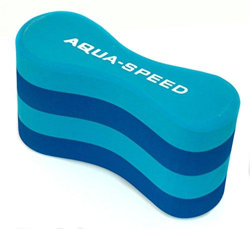 Aqua Speed PULL BOYA (Contorneadas Diseño de 4 Capas Natacion...