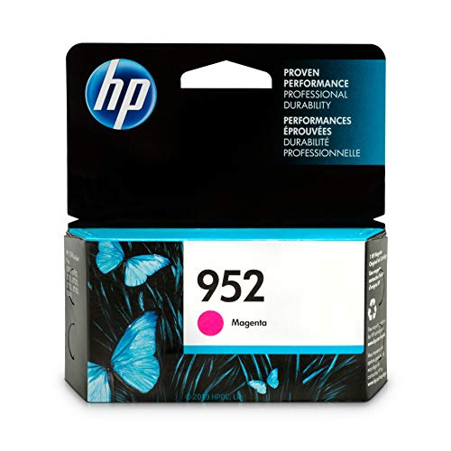 HP 952magenta Original Ink Cartridge 700Seiten magenta Tintenpatrone-Druckerpatronen (HP, magenta, Officejet Pro 8210, Standard, 700Seiten, Leuchtmittel) - Standard-tri-color Tinte