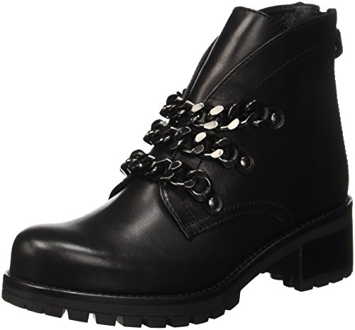 Cult Metallica CLE102668, Scarpe a Collo Alto Donna, Nero, 38 EU