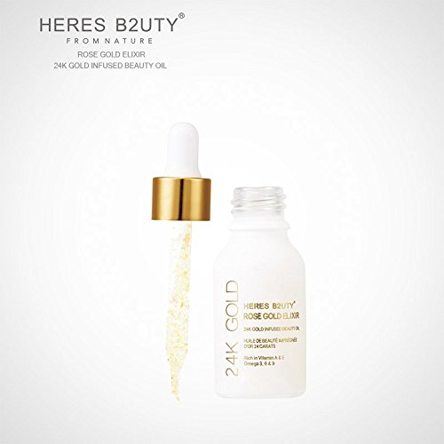 Heres B2UTY Unicorn essenza siero antiossidante + 24K Gold Essence sbiancante anti rughe collagene + Volcanic Elixir idratante idratante